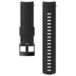 SUUNTO 24 ATH2 SILICONE STRAP BLACK/BLACK M 19
