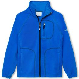 COLUMBIA FAST TREK II FULL ZIP SUPER BLUE/COL 20