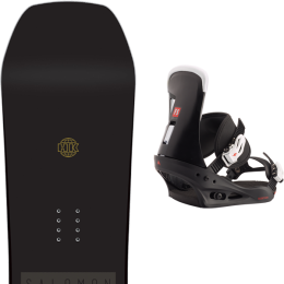 SALOMON HUCK KNIFE GROM 20 + BURTON FREESTYLE BLACK 21