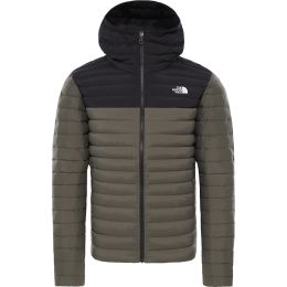 THE NORTH FACE M STRETCH DOWN HD NEW TAUPE GREEN/TNF BLACK 21