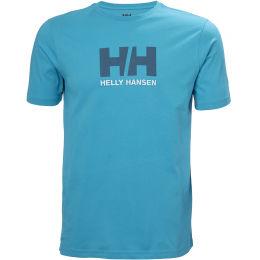 HELLY HANSEN LOGO T-SHIRT CARIBB 21