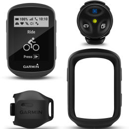GARMIN GPS EDGE 130 PLUS MTB BUNDLE GREY 21