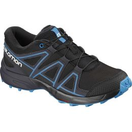 SALOMON SPEEDCROSS J BLACK/GY/HAWAIIAN 21