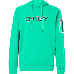 OAKLEY B1B POCKET PULLOVER HOODIE MINT GREEN 21