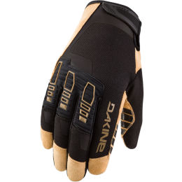 DAKINE CROSS-X GLOVE BLACK/TAN 21