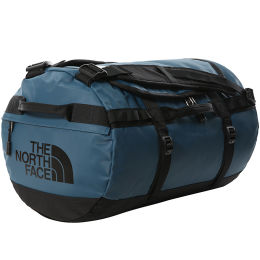 THE NORTH FACE BASE CAMP DUFFEL S MONTEREY BLUE/TNF BLACK 21
