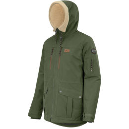 PICTURE VERMONT JKT ARMY GREEN 21