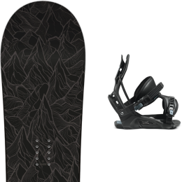 SALOMON SIGHT 21 + FLOW NEXUS FUSION BLACK 21