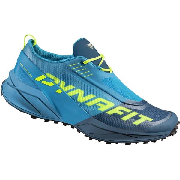 DYNAFIT Chaussure trail Ultra 100 Poseidon/m Homme Bleu/Jaune taille 8.5