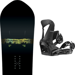 ROME BLUR 20 + SALOMON HOLOGRAM BLACK 20