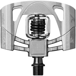 CRANKBROTHERS MALLET 2 SILVER/BLACK 21