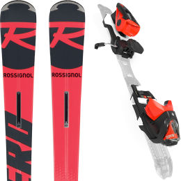 ROSSIGNOL HERO ELITE LT TI + NX 12 KONECT GW B80 SWISS LTD 20