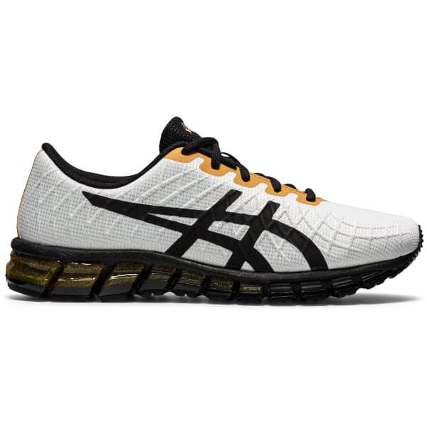 ASICS Chaussure running Gel-quantum 180 4 White/black Homme Blanc/Noir taille 7