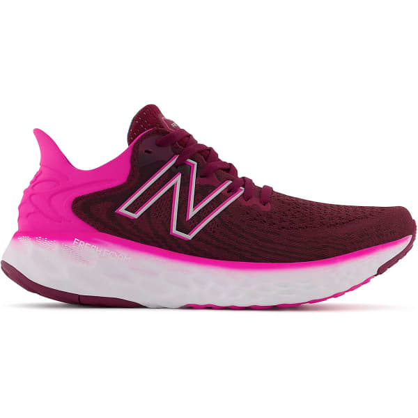 NEW BALANCE Chaussure running Fresh Foam 1080 V11 W Garnet Femme Rose/Violet taille 6
