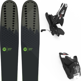 ROSSIGNOL SKY 7 HD 20 + LOOK SPX 12 GW B100 BLACK 21
