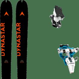 Boutique DYNASTAR DYNASTAR M-PIERRA MENTA OPEN 21 + DYNAFIT SPEED TURN 2.0 BLUE/BLACK 21 - Ekosport