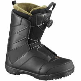 SALOMON FACTION BOA BLACK 20