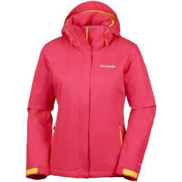 Offre spéciale COLUMBIA COLUMBIA EVERETT MOUNTAIN JKT RED CAMELLIA 18 - Ekosport