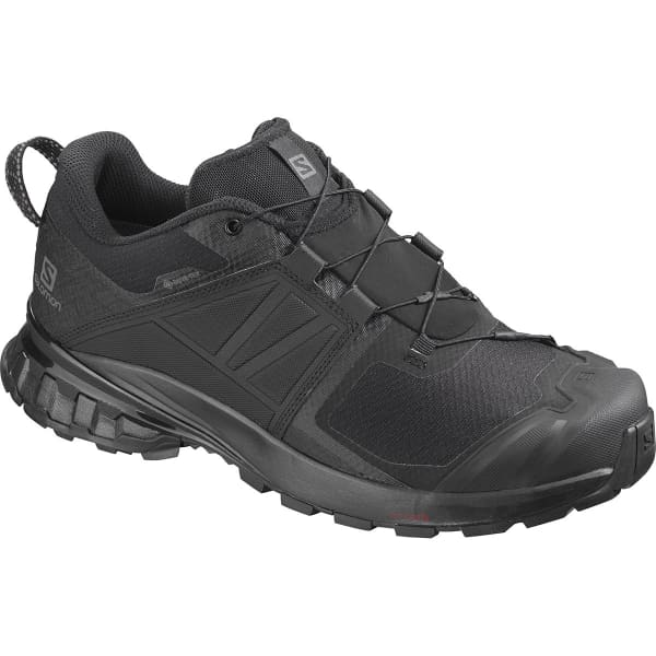 SALOMON Chaussure trail Xa Wild Gore-tex Black/black/black 20 Homme Noir taille 8.5