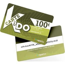 E-CARD KDO 100 €