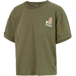 PICTURE BIBAS TEE W MILITARY 21