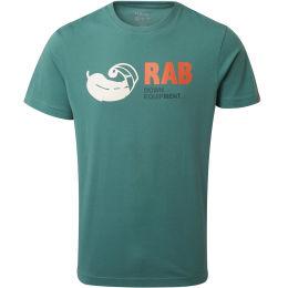 RAB STANCE VINTAGE TEE BRIGHT ARCTIC 21