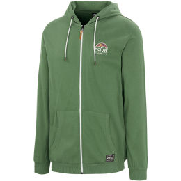 PICTURE HAMILTON ZIP HOODIE LIGHT ARMY GREEN 21