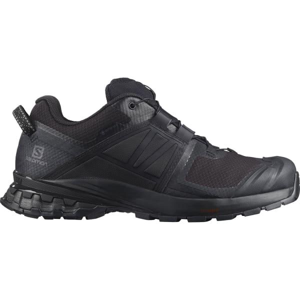 SALOMON Chaussure trail Xa Wild Gtx W Black/black/black Femme Noir taille 3.5