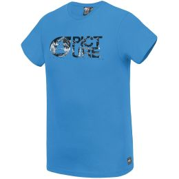 PICTURE BASEMENT PARK TEE PICTURE BLUE 21