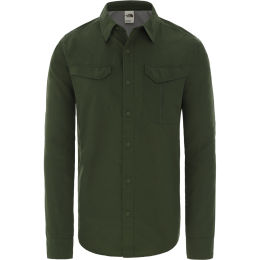 THE NORTH FACE M L/S SEQUOIA ST ENGGREEN 20