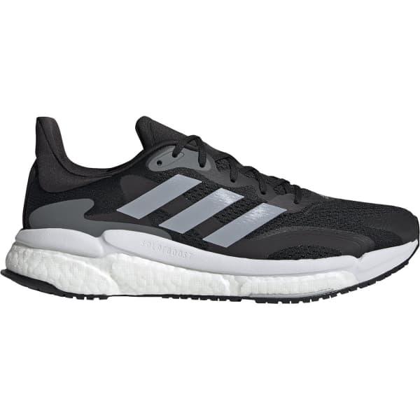 ADIDAS Chaussure running Solar Boost 3 M Core Black Homme Blanc/Noir taille 40