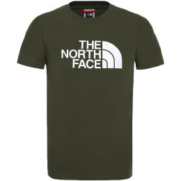 THE NORTH FACE Y S/S EASY TEE NWTAUPGN/TNFWHT 21