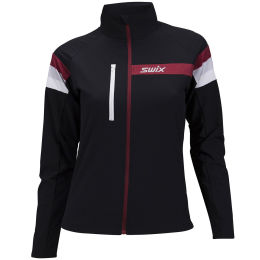 SWIX FOCUS JACKET WOMEN BLACK 21