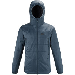 MILLET FUSION PUFFY HOODIE M ORION BLUE 21