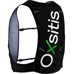 OXSITIS ATOM 4 BLACK/WHITE/CYAN 20