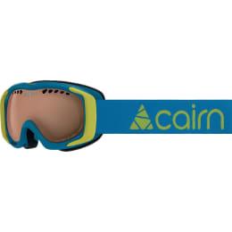 Protection du skieur CAIRN CAIRN BOOSTER CHROMAX MAT AZURE LEMON 21 - Ekosport