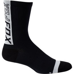 "FOX 6"" RANGER SOCK BLACK 21"