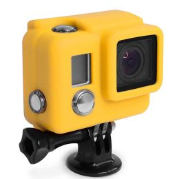 XSORIES SILICONE COVER GOPRO HERO3+ YEL 14