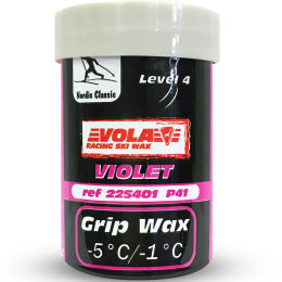VOLA GRIP WAX P41 VIOLET 21