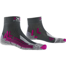 X-SOCKS TREK OUT LOWCUT LADY ANT/FU 21