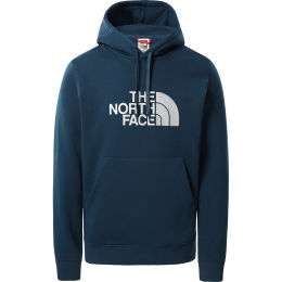THE NORTH FACE M DREW PEAK PULLOVER HOODIE - EU MONTEREY BLUE/TNF WHITE 21