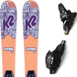 K2 LUV BUG + FDT 4.5 BLACK 21
