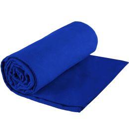 SEA TO SUMMIT DRYLITE TOWEL XL COBALT BLUE 21