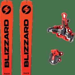 Ski randonnée BLIZZARD BLIZZARD ZERO G RACE 21 + PLUM R120 21 - Ekosport