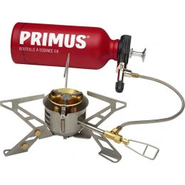 PRIMUS OMNIFUEL II+BOTTLE FUEL 0.6L+SUPER POUCH 21