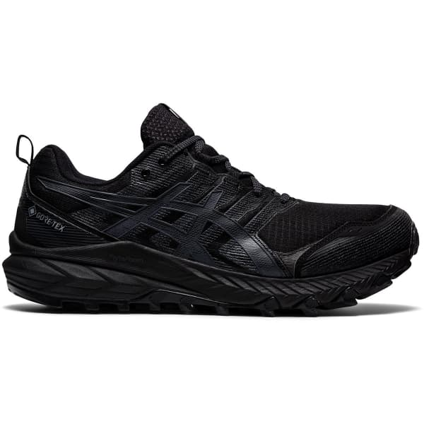 ASICS Chaussure trail Gel-trabuco 9 Gore-tex Black/carrier Grey Homme Noir taille 8.5