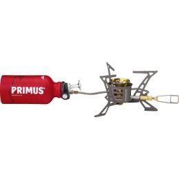 PRIMUS OMNILITE TI + FUEL BOTTLE 0.35L+SUPER POUCH 21