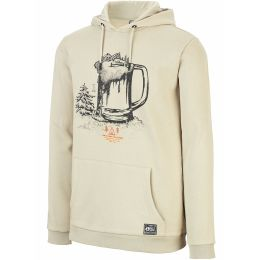 PICTURE BUCKET HOODIE STONE 21