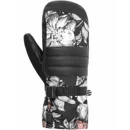 PICTURE ANNA MITTS PEONIES BLACK 21