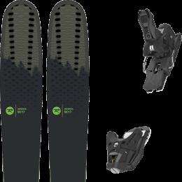 Pack ski alpin ROSSIGNOL ROSSIGNOL SKY 7 HD 20 + ARMADA STH2 WTR 13 BLACK C100 21 - Ekosport